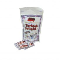Turkish Delight Rose Flavour with Milk chocolate doybag