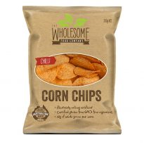Y1065 H-S Corn Chips Chilli 200g