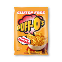 Y1072 PUFF-O's Cheesy Twists 90g