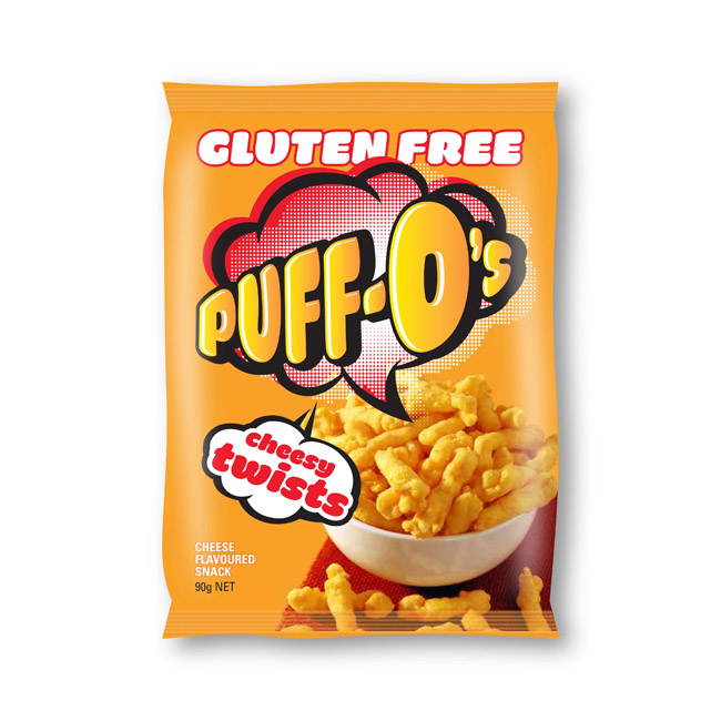 Puff-O Gluten Free Snacks