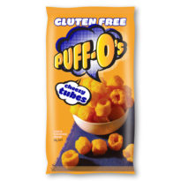 Y1073 PUFF-O's Cheesy Tubes 90g