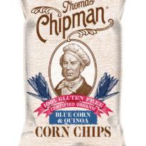 Y1075 Chipman Blue Corn&Quinoa 200g
