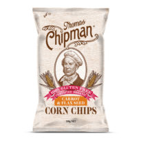 Y1076 Chipman Carrot&Flax Seed 200g