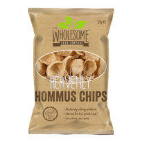 Y1084 Heavenly Hommus Chips 120g