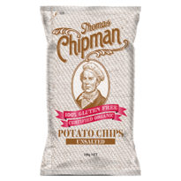 Y1093 Chipman Potato Unsalted 100g