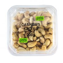 2137T Cashews Salted 200g