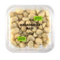 2141T Macadamias Raw 140g
