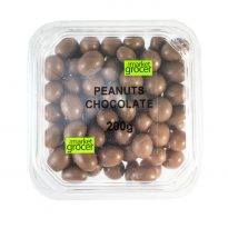 2143T Peanuts Chocolate 200g