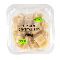 2164T Ginger Crystalised 200g