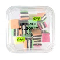 2174T Licorice Allsorts 250g