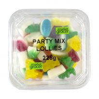 2176T Party Mix Lollies 225g