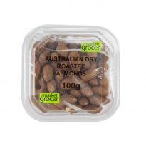 MT01 Almonds Dry Roasted  100g