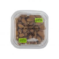 MT02 Australian Almonds Raw 100g
