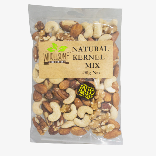 Wholesome Range Nuts & Seeds