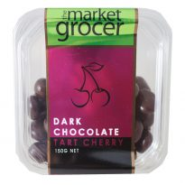 2736T Dark Choc Tart Cherry 150g