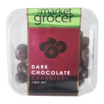 2739T Dark Choc Cranberry 150g
