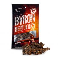 Byron-Beef-Jerky-Smoking-Hot