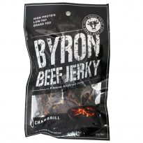 Chargrill Hot Byron Beef Jerky