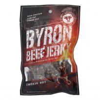 Smoking Hot Byron Beef Jerky