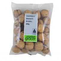 Tasmanian Walnuts in Shell
