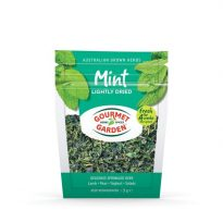 Mint Lightly Dried
