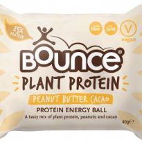 Bounce Plant Protein Peanut Butter Cacao