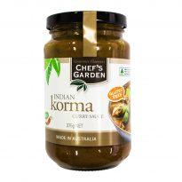 Chef's Garden Korma Sauce 375g