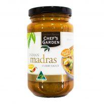 Chef's Garden Madras Sauce 375g