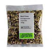 Nut Free Trail Mix Pomegranate 250g