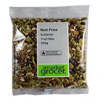 Nut Free Trail Mix Sultanas 250g