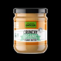 Peanut Butter ORGANIC Crunchy 375g