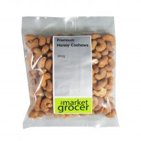 Premium Honey Cashews 250g