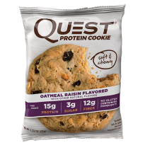 Quest Cookie OatmealRaisin Cookie