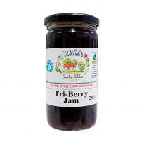 Walsh Tri Berry Jam 280g