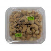Cashew Macadamia Mix