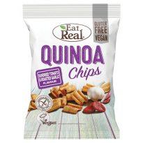 Eat Real Quinoa Chips Sundreid Tomato & Basil 30g