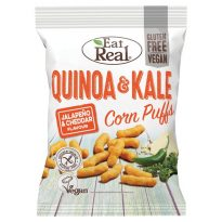 Eat Real Quinoa & Kale Puff Jalapeno & Cheddar