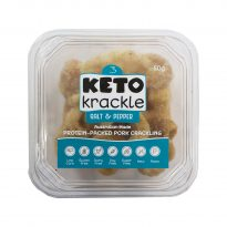 Keto Salt & Pepper Krackle 50g