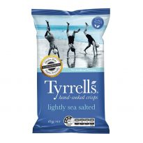 Lightly Sea Salted 165g