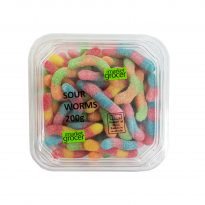Sour Worms 200g