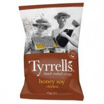 Tyrrells Honey Soy