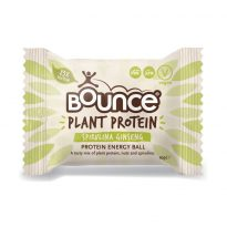 Bounce Plant Protein Spirulina Ginseng