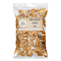 Honey-Roasted-Cashews 150g