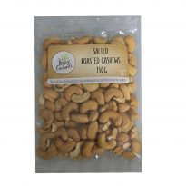 Roasted Salted Cashews 150g
