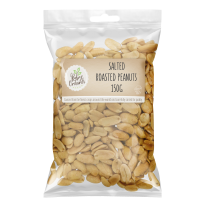 Salted-Roasted-Peanuts 150g