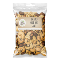 Unsalted-Mixed-Nuts 200g