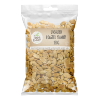 Unsalted-Roasted-Peanuts 150g