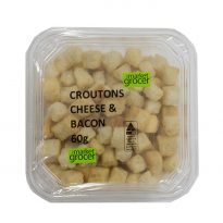 Croutns Cheese and Bacon 60g