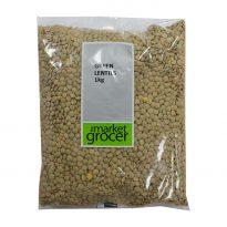 Green Lentils 1 Kg