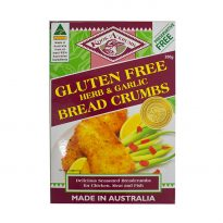KAK GF Bread Crumbs Herb Garlic 200g